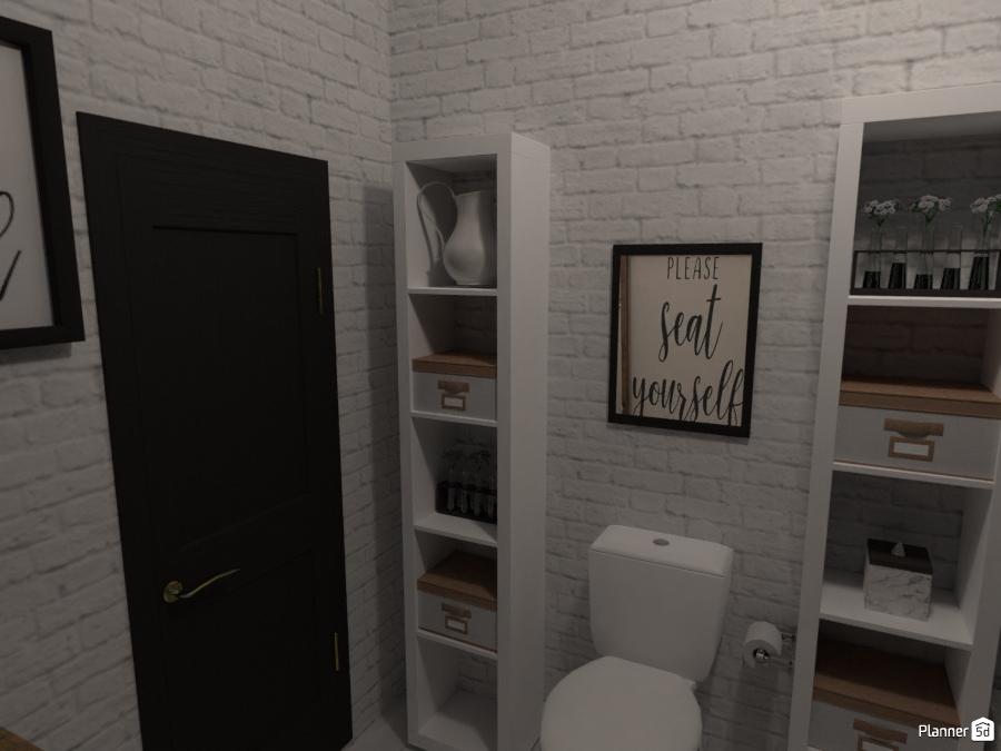 Bathroom 2332527 by Jerusha Nolt image