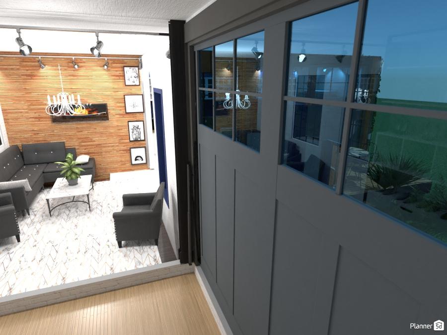 Modern living room 2332541 by Jerusha Nolt image