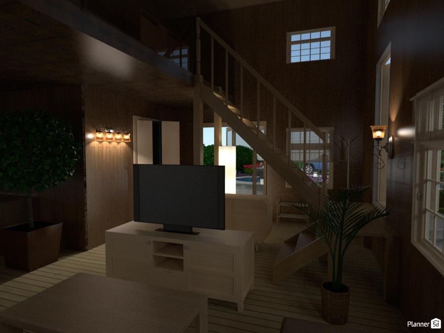 Small wood house 71506 by Paulina image