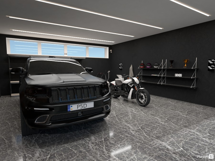 Garagem ( 2 ) 4433816 by Vitor Augusto image
