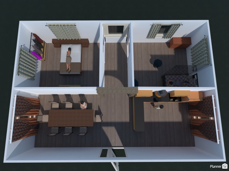 1 Floor house 85662 by Summer/spy image