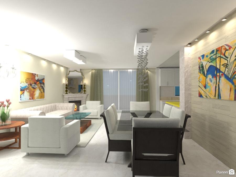 Casa contemporânea A1 2284544 by val image