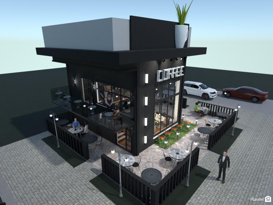 Villa Coffee 3698417 by Arthur R image