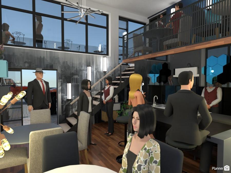 Villa Coffee 3700389 by Arthur R image