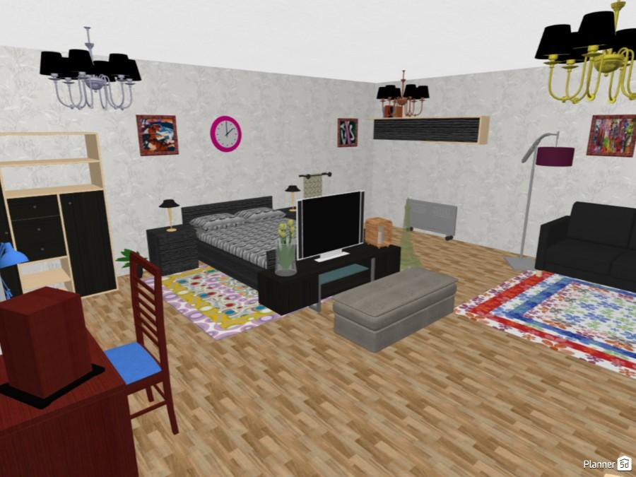 Dormitorio 76402 by Daniel Fernández image