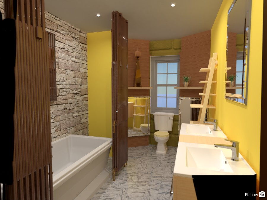 Classic Bathroom 4896163 by Mark image