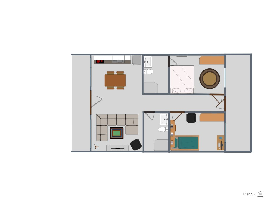 Casa Pequena 75304 by Jessica Costa image
