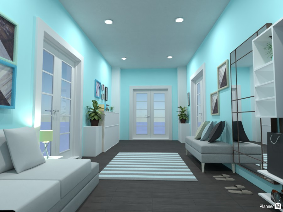 Long Hallway: Design battle contest 87175 by Gabes image