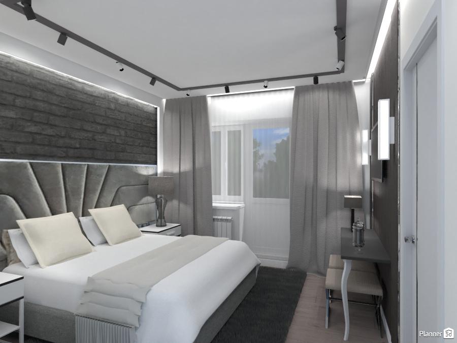 спальня 2133506 by Elena Strenova image