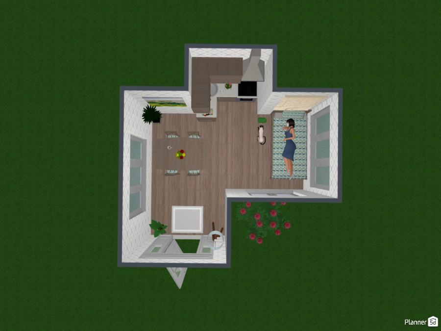 Small Apartment 81567 by Potato_Da_Doggie image