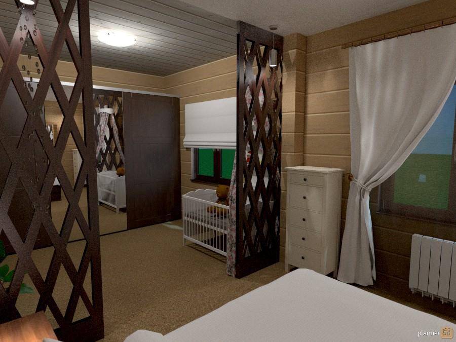 Спальня 721646 by Татьяна Максимова image