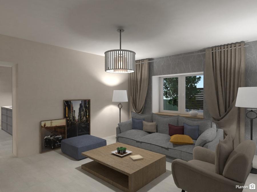 Дизайн квартиры 77961 by Татьяна Максимова image