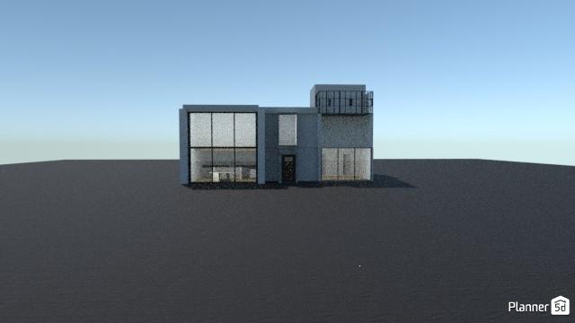 Draft for mias modern mansion!! 87095 by ella! image