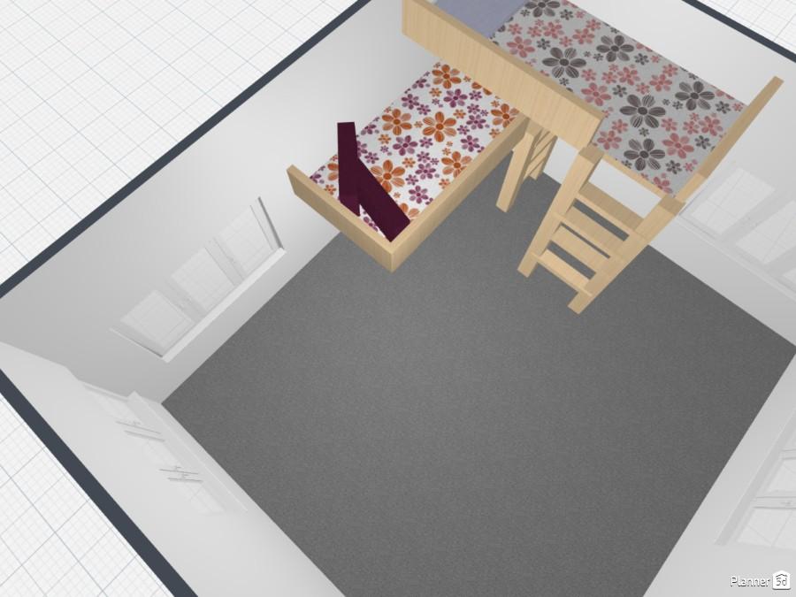 Bed idea 87834 by Keki image