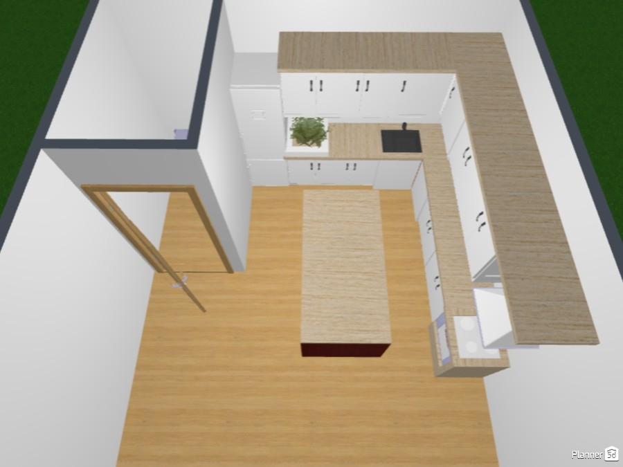 Kitchen for SamSup 86926 by AMV image