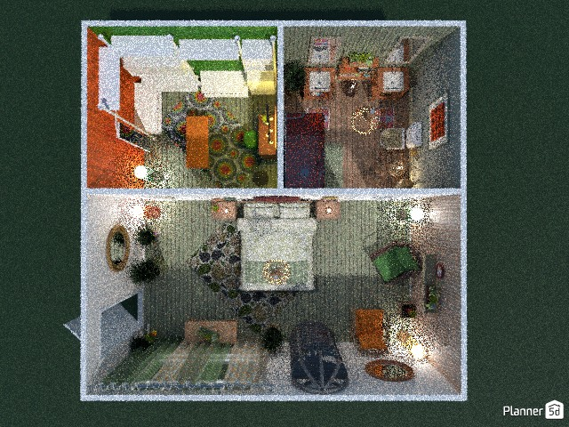 Boho style interior: New contest 82020 by Moonface image