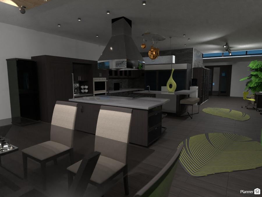 Modern Kitchen 2628177 by Bruce Harris image