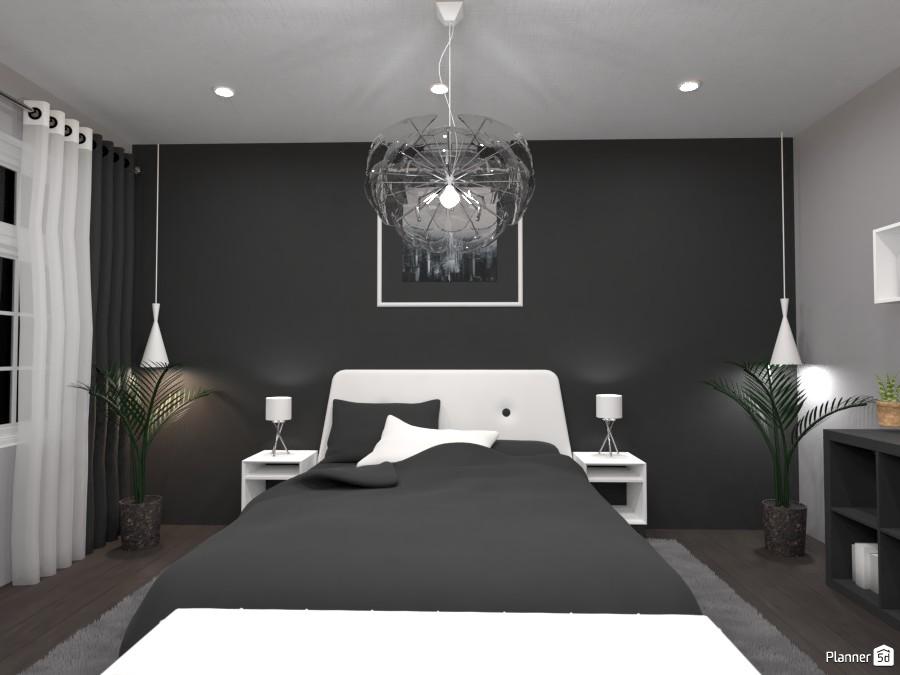 Bedroom i dont like it, iam just posting it anyway 4580155 by Huzaifah Al-Quraishi image