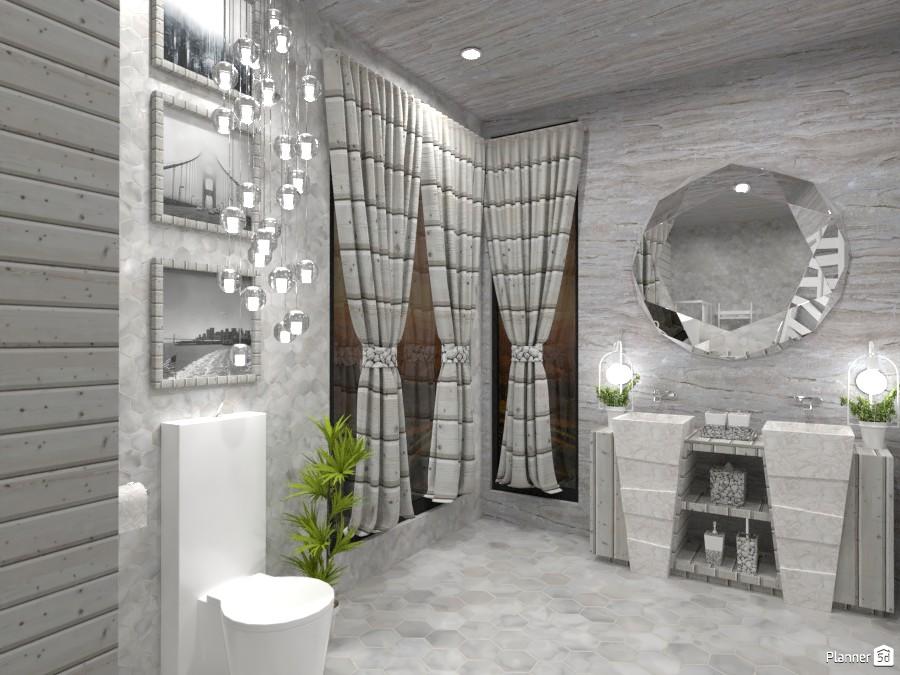 bathroom 4684231 by e image