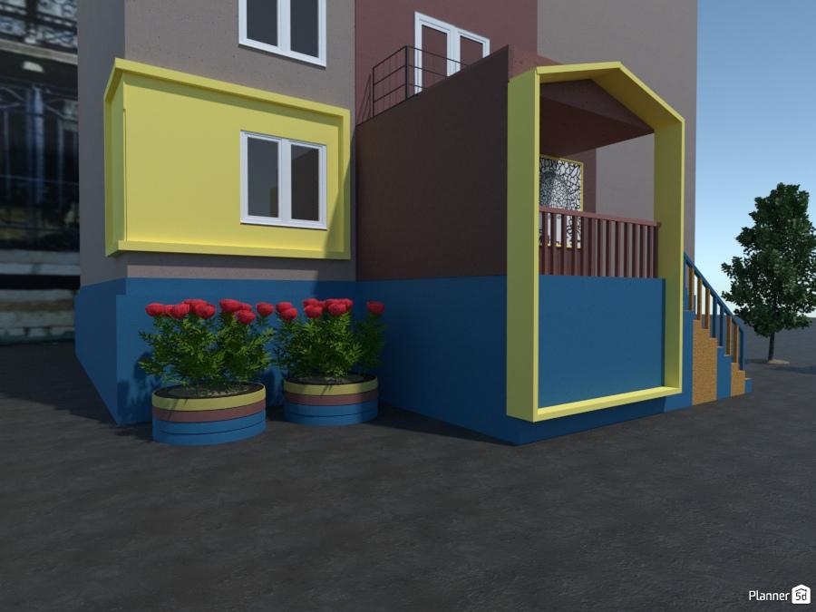 Дизайн входной группы детского сада 2477903 by Татьяна Максимова image
