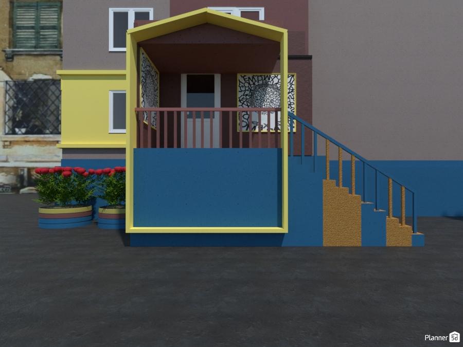 Дизайн входной группы детского сада 2477905 by Татьяна Максимова image