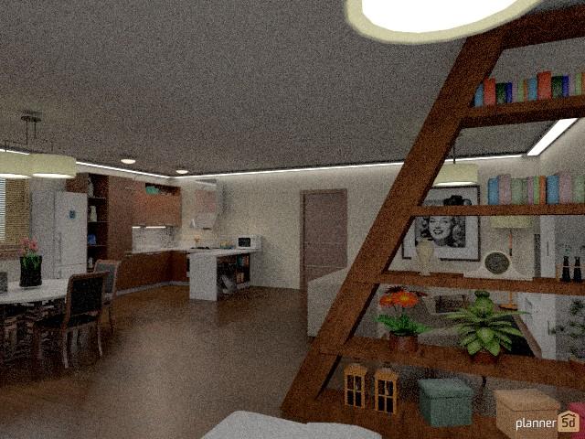 White Apartment 59452 by Raiza image