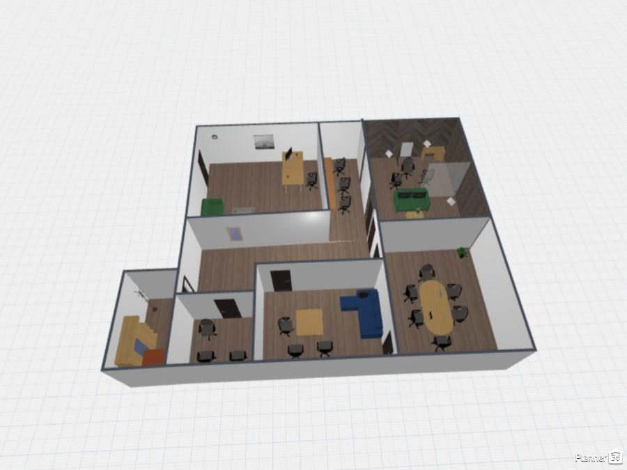 Maqueta de una oficina 86137 by User 22742837 image
