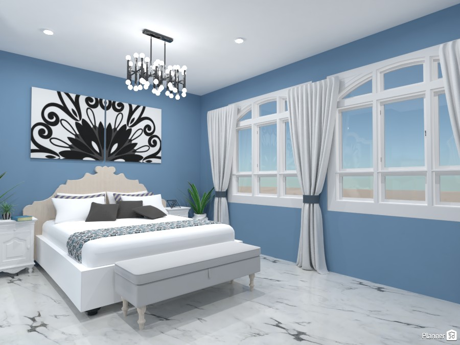 Master Bedroom 87494 by Doggy image