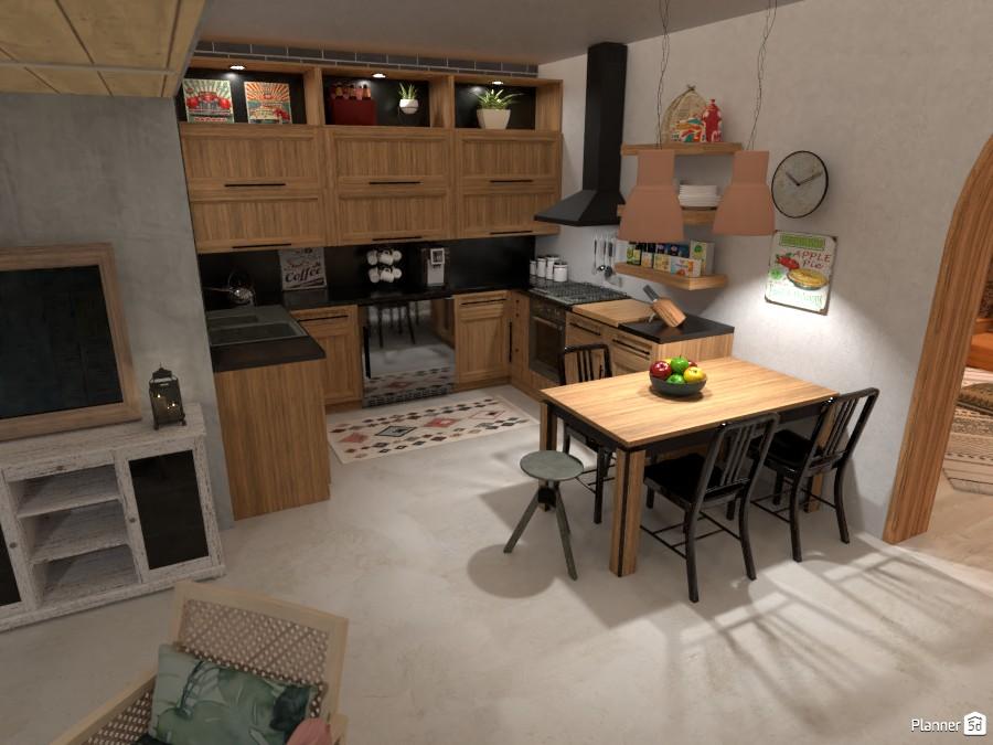 Kitchen 5104018 by Micaela Maccaferri image