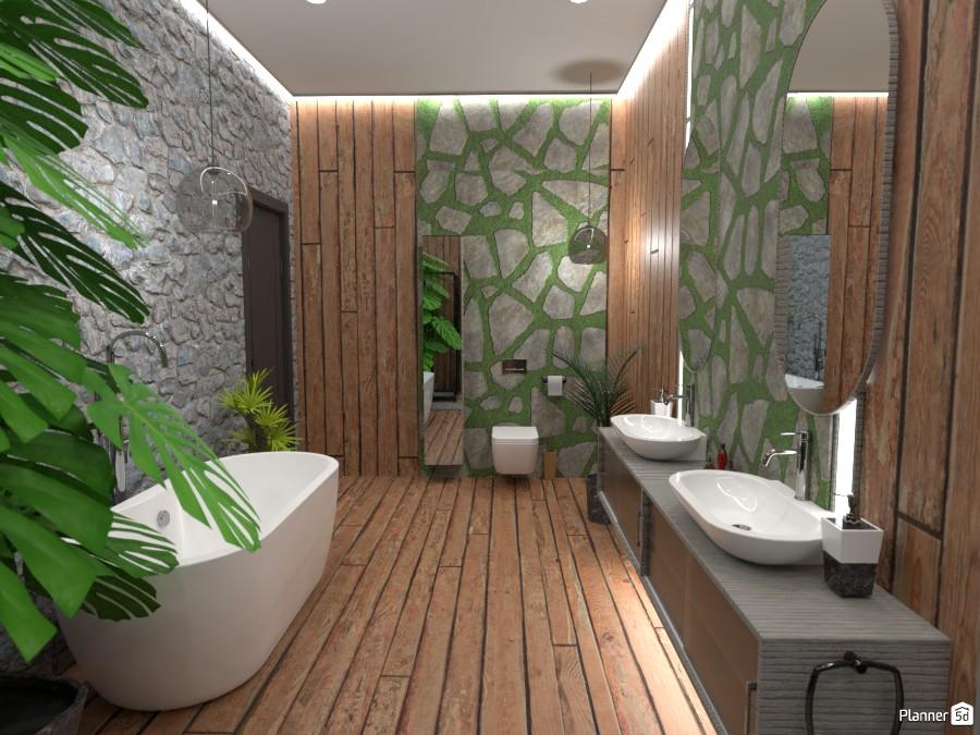 NATURAL BATHROOM 4607983 by Didi image