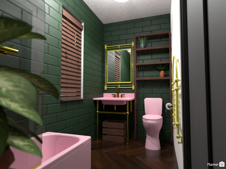 The Pink Toilet 3561567 by Random1997girl image