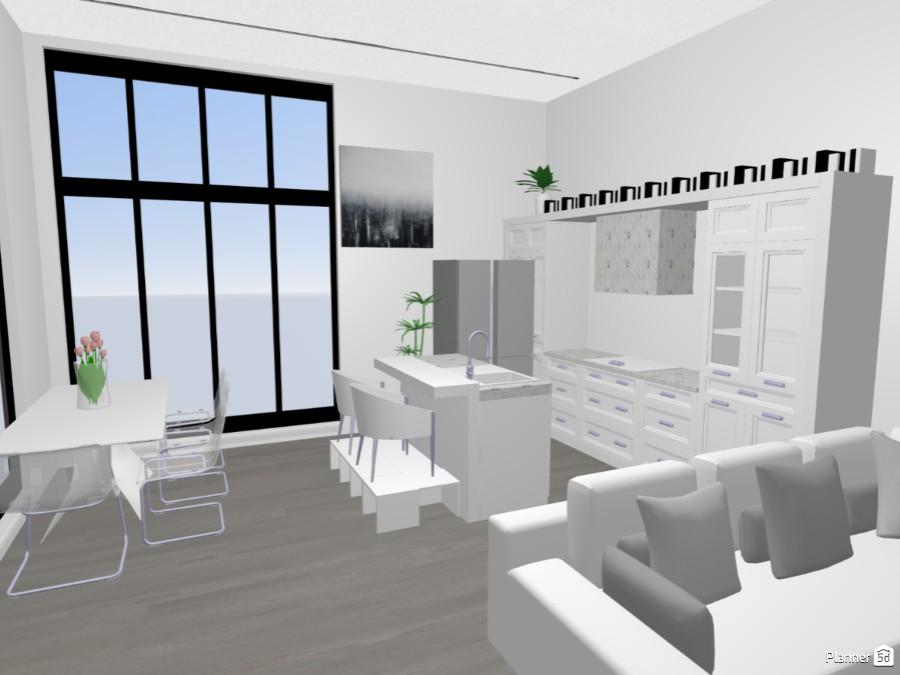 Design Battle Penthouse with color 86067 by Keki image