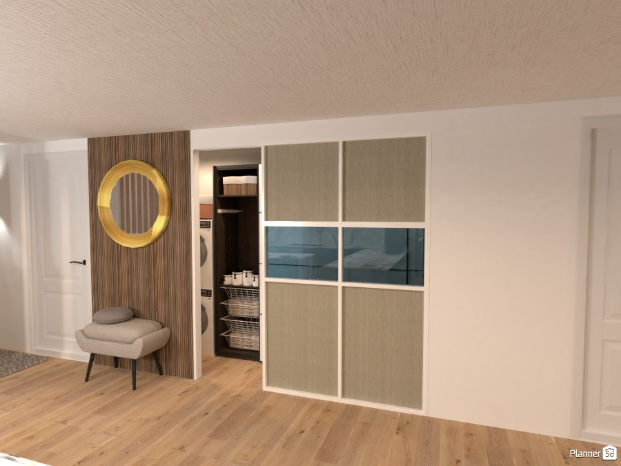 Classical Contemporary Apartment 81034 by Isabel image