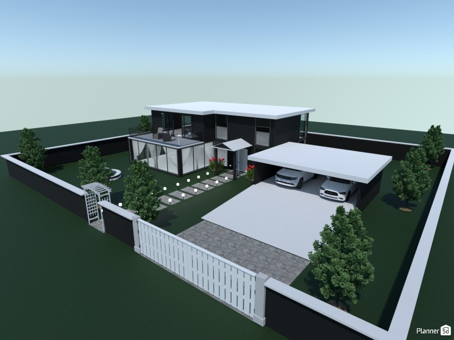 modern house 3281372 by Andres image