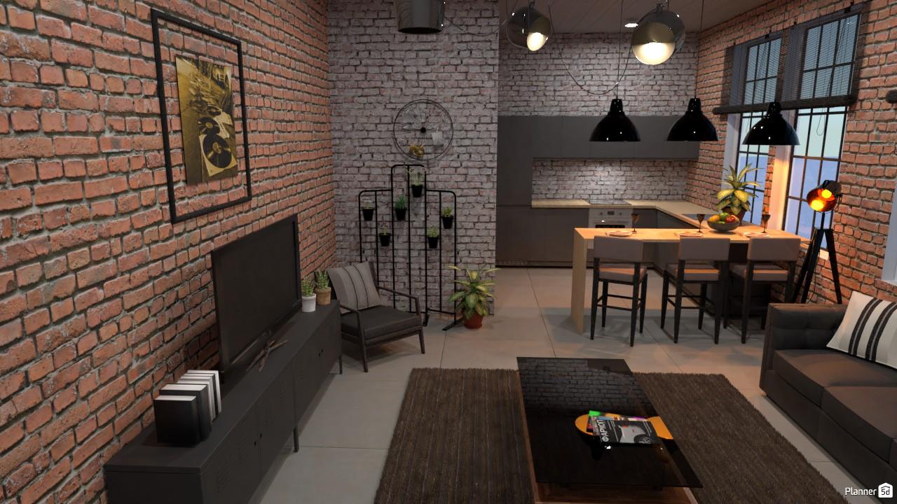 Loft industrial 4148792 by Brian Judiice image