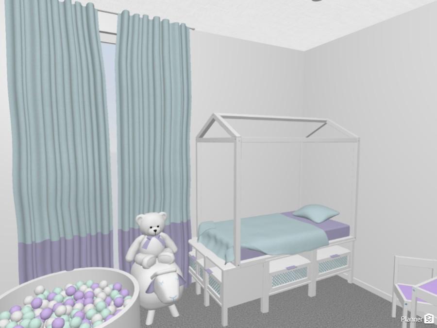 Kids room 86197 by Keki image
