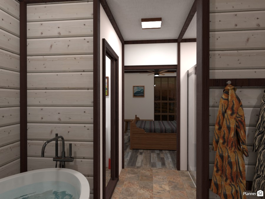 Master Bedroom and Bathroom 86852 by Jeremy Kelly image