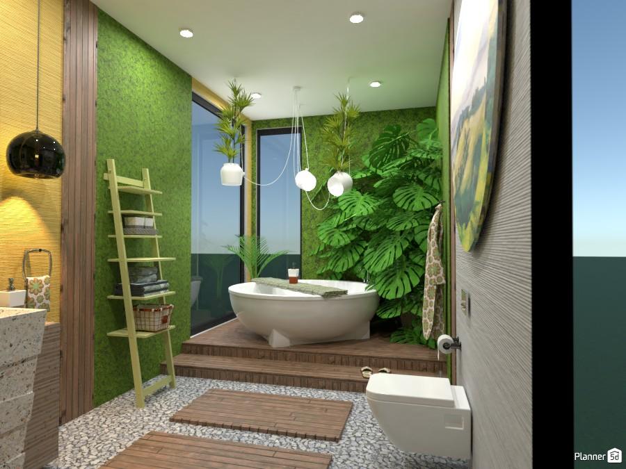 Natural Bathroom: The last contest 87957 by Micaela Maccaferri image