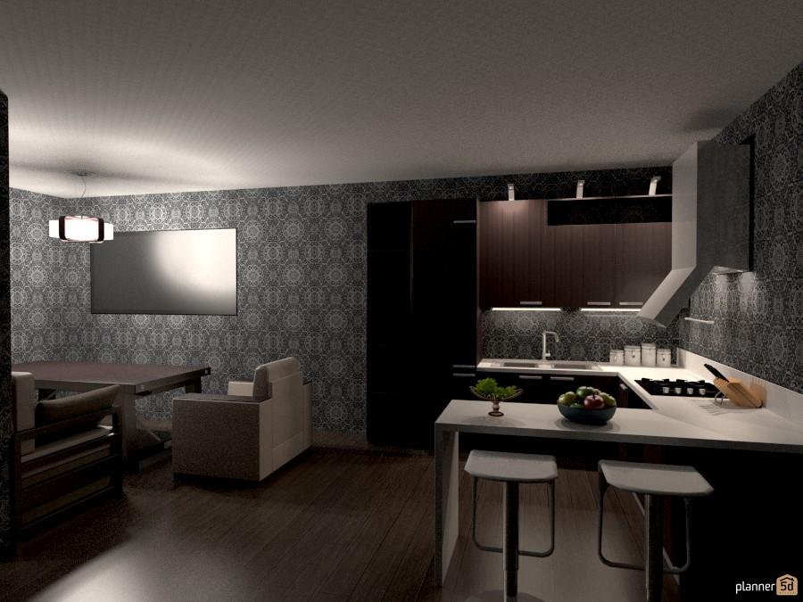 kitchen 1131302 by Роман Сосунов image