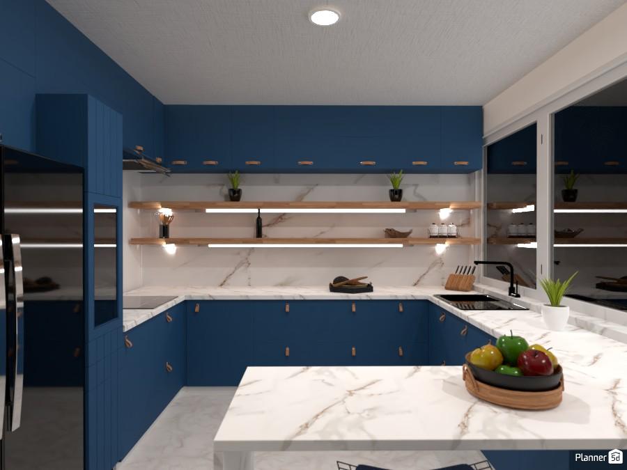 Cozinha Moderna/Modern Kitchen 4858177 by Stephanie Sousa image