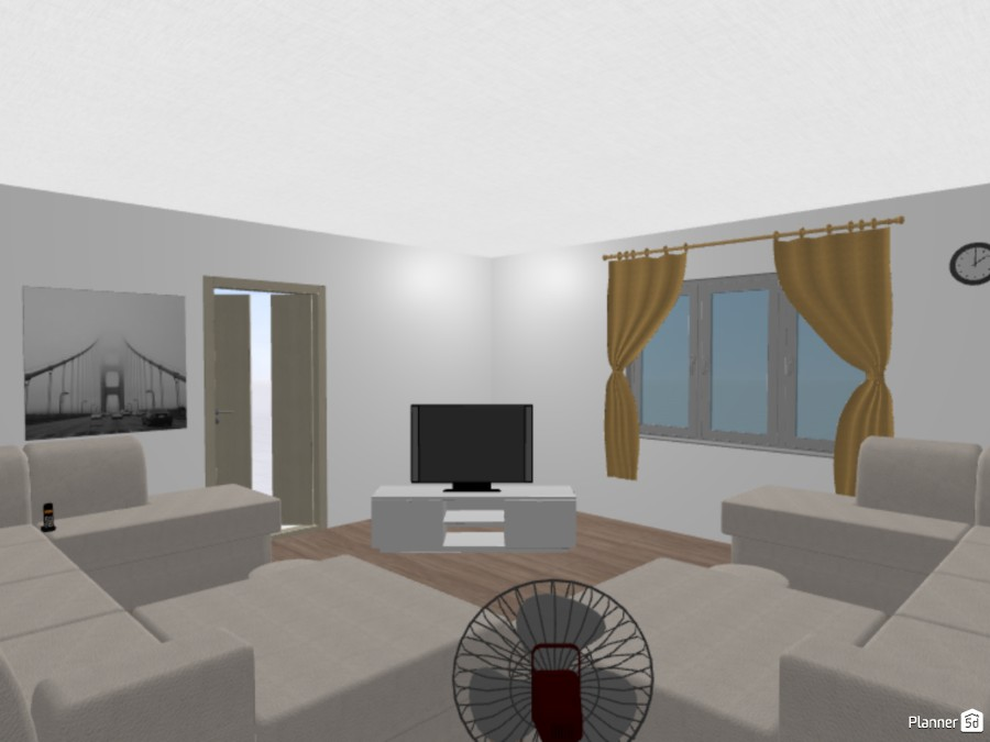 Living room one 84793 by Anonymous Genius (Bob_is_smart) image
