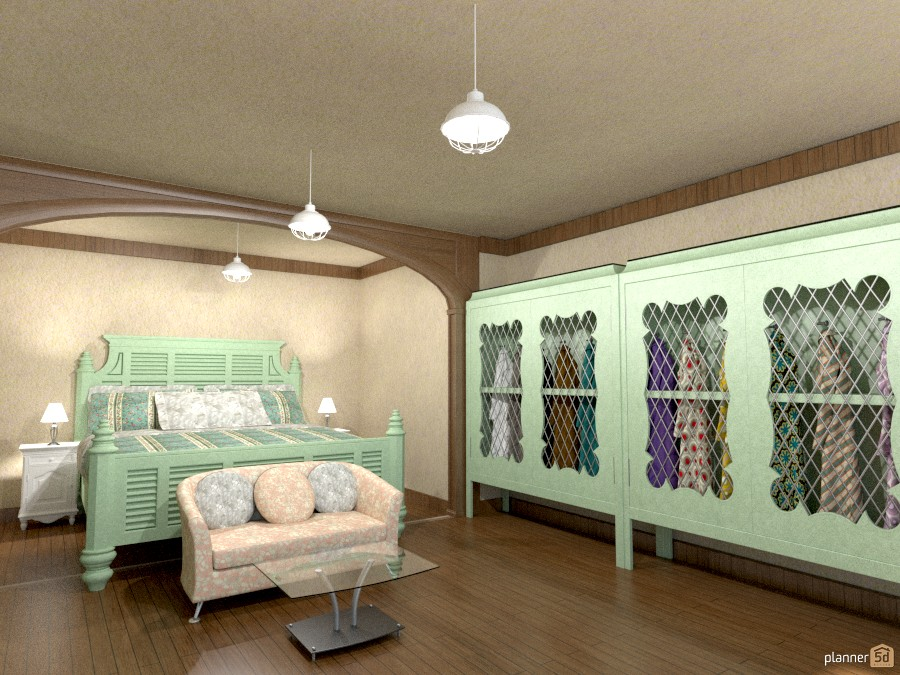 recessed bed 1017450 by Joy Suiter image