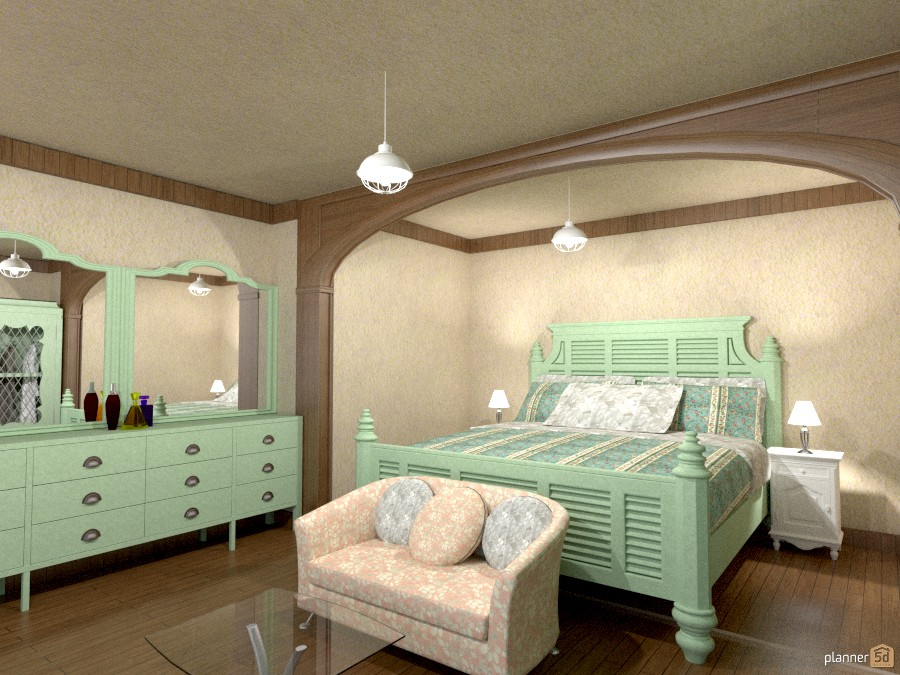 recessed bed 1017453 by Joy Suiter image
