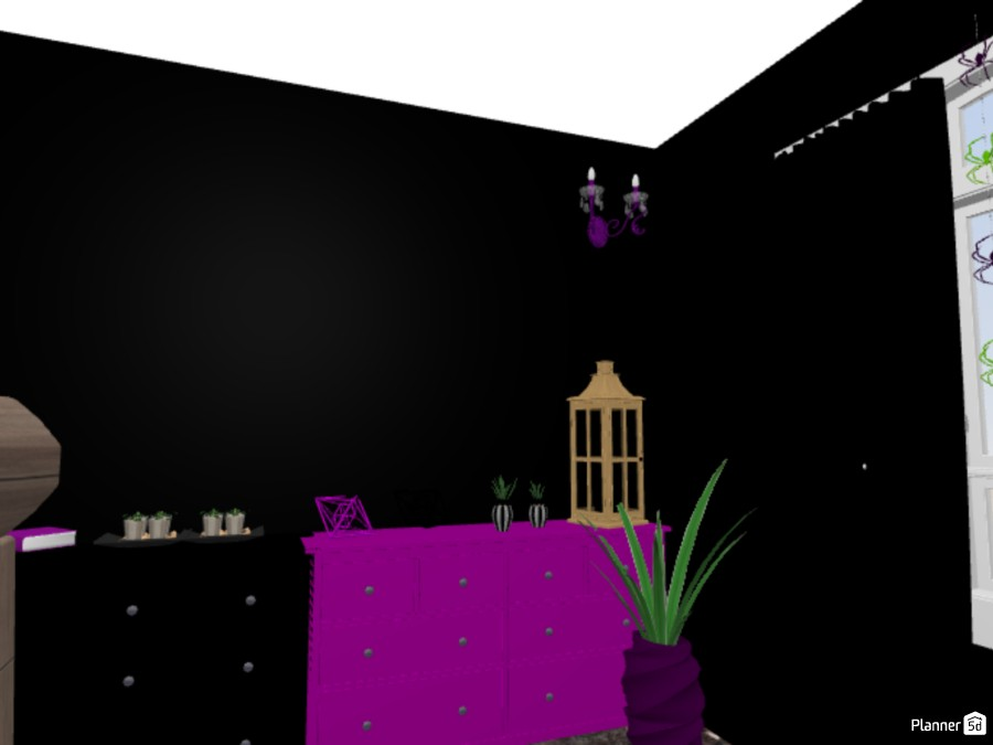 goth themed room reupload from classic bed room 87495 by snow image
