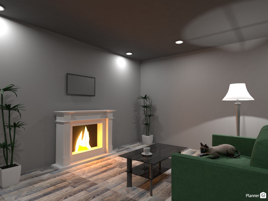 Lazy Living Room 3708924 by devendra image