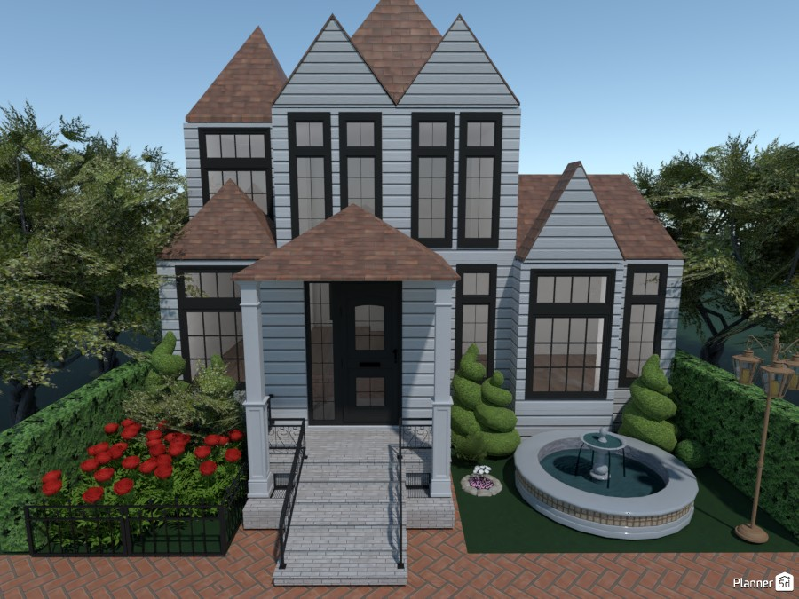 Victorian House 83050 by rilly image