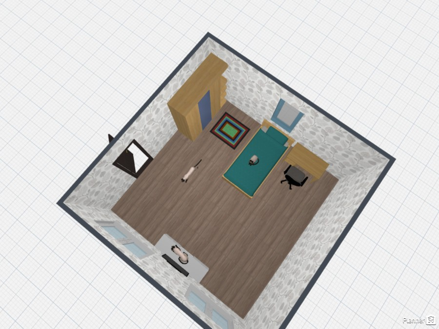 Kids Bedroom 85264 by Holly image