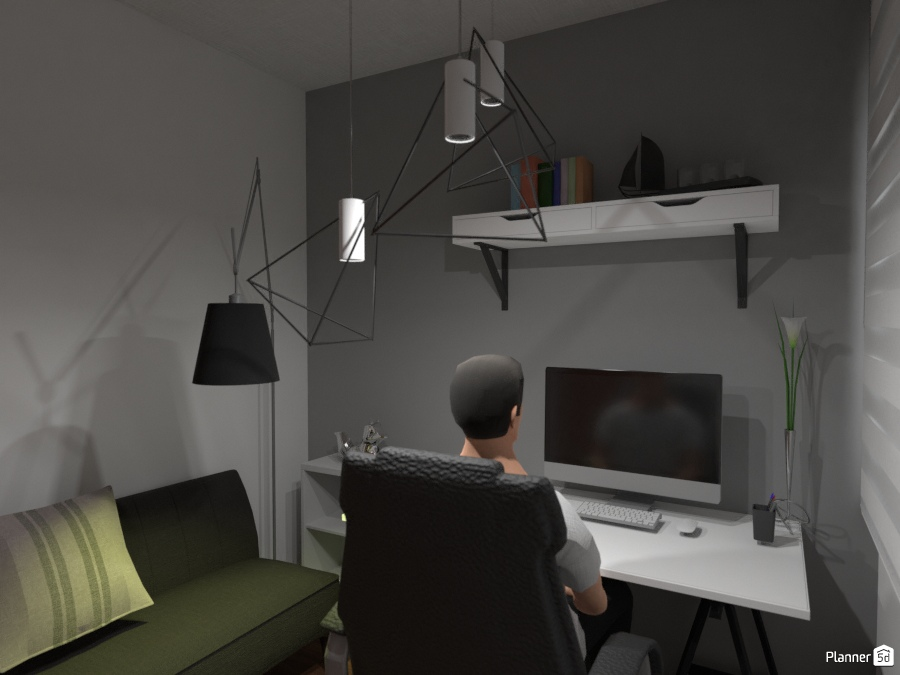 Home Office 2862716 by Pipe Rosas Licht image