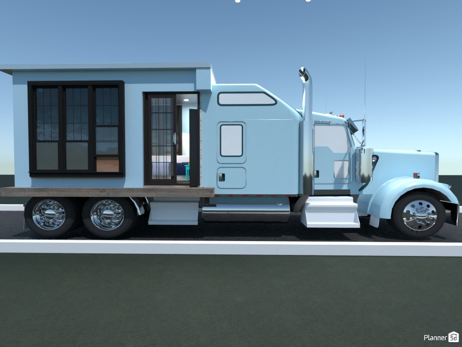 truck house 4522422 by Eat, Sleep, Design image