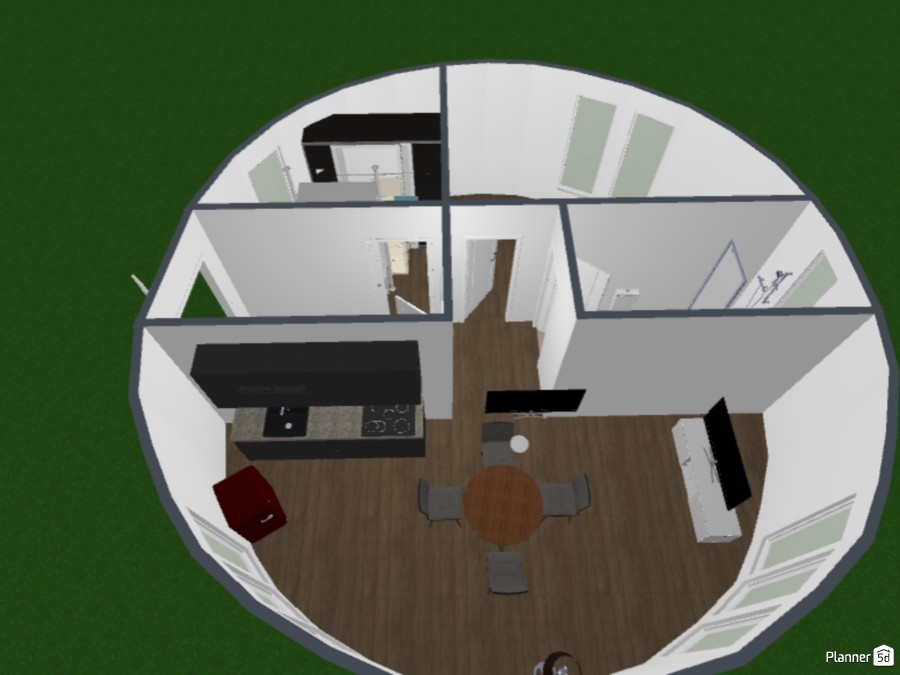 round house 83479 by The Real Ariana Grande image